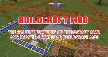 BuildCraft Mod 1
