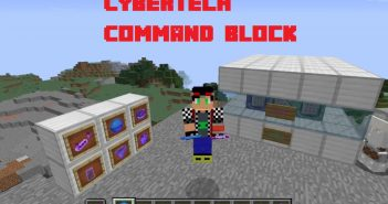 CyberTech Command Block