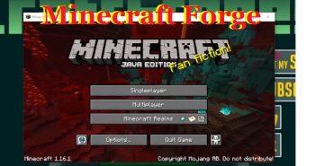 minecraft forge 1.16.2