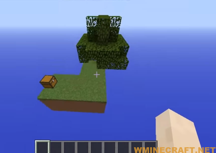 It will be fun for you to survive in SkyBlock Map