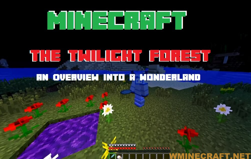 The Twilight Forest 1 16 3 For Minecraft Other Games Fearless Assassins I also posted on the twilight forest github teamtwilight/twilightforest#646 about the issue. twilight forest 1 16 3 for minecraft