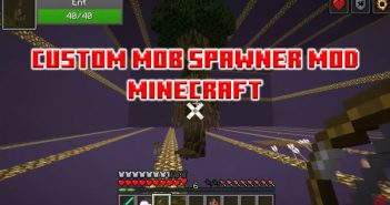 Custom Mob Spawner is a mob to help and support for mod Mo's Creatures, a mod containing a wide range of different new species that have never come up in Minecraft before