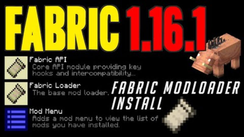 Latest Fabric ModLoader 2020