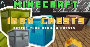Iron Chests Mod Screenshots 1