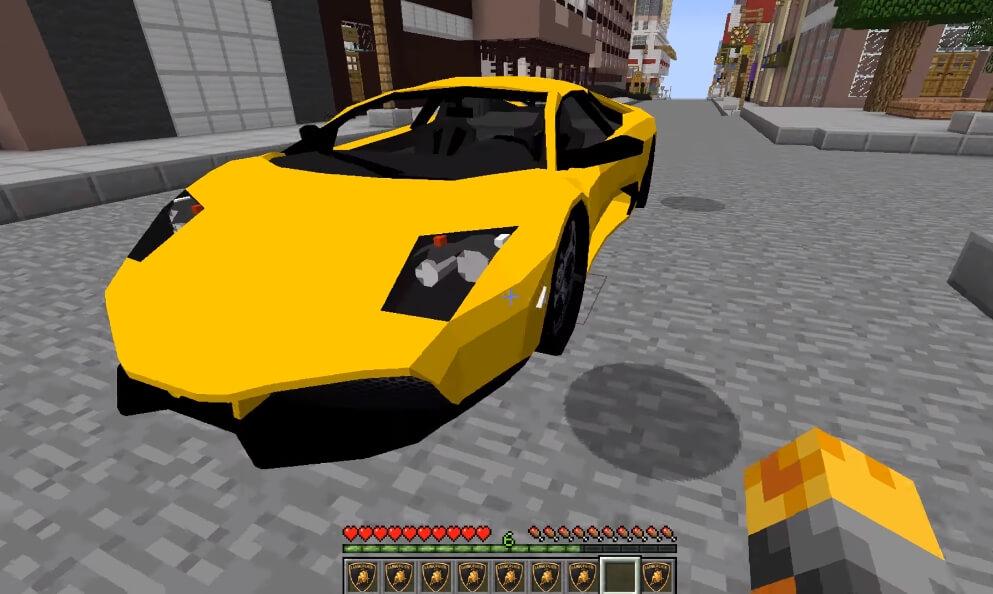 Alcara Mod is super nice Mod - Lamborghini