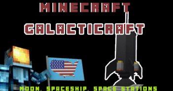galacticraft mod screenshot