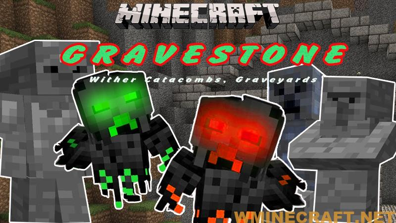 Gravestones mod promises to bring you many new experiences