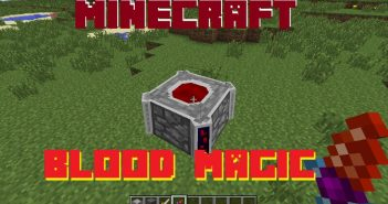 Blood Magic Mod logo 1