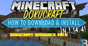 dokucraft resource pack