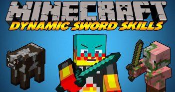 dynamic sword skills mod 1