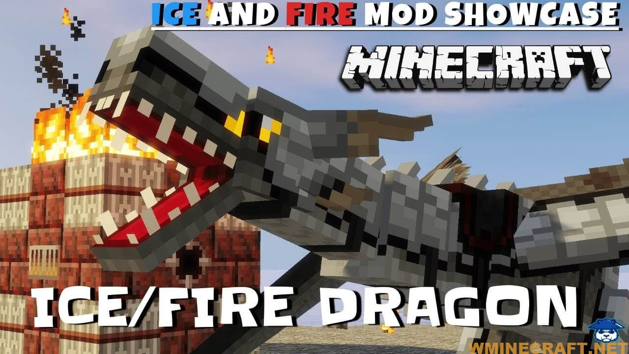 It's fun experiencing Dragons in Minecraft ph:Youtube