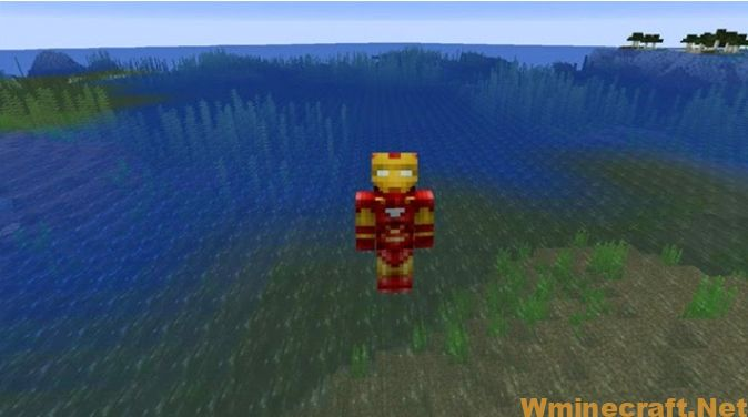 Iron Man skin is perfect for guys who love Marvel