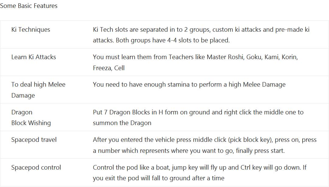 Dragon Block C Mod How to use 4