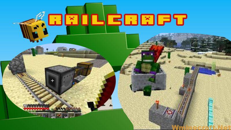 Railcraft Mod 1.12.2