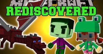 rediscovered mod 1
