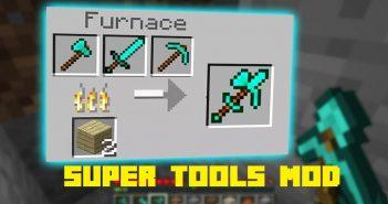 super tools mod 1