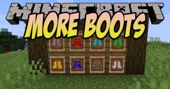 More Boots mod 3