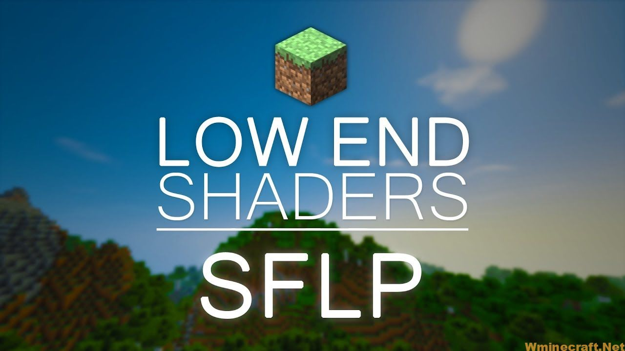 SFLP Shaders 1.16.4/1.15/1.14.4/1.12.2 Download Links - Wminecraft.net