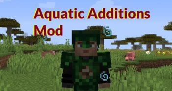 aquatic additions mod 1
