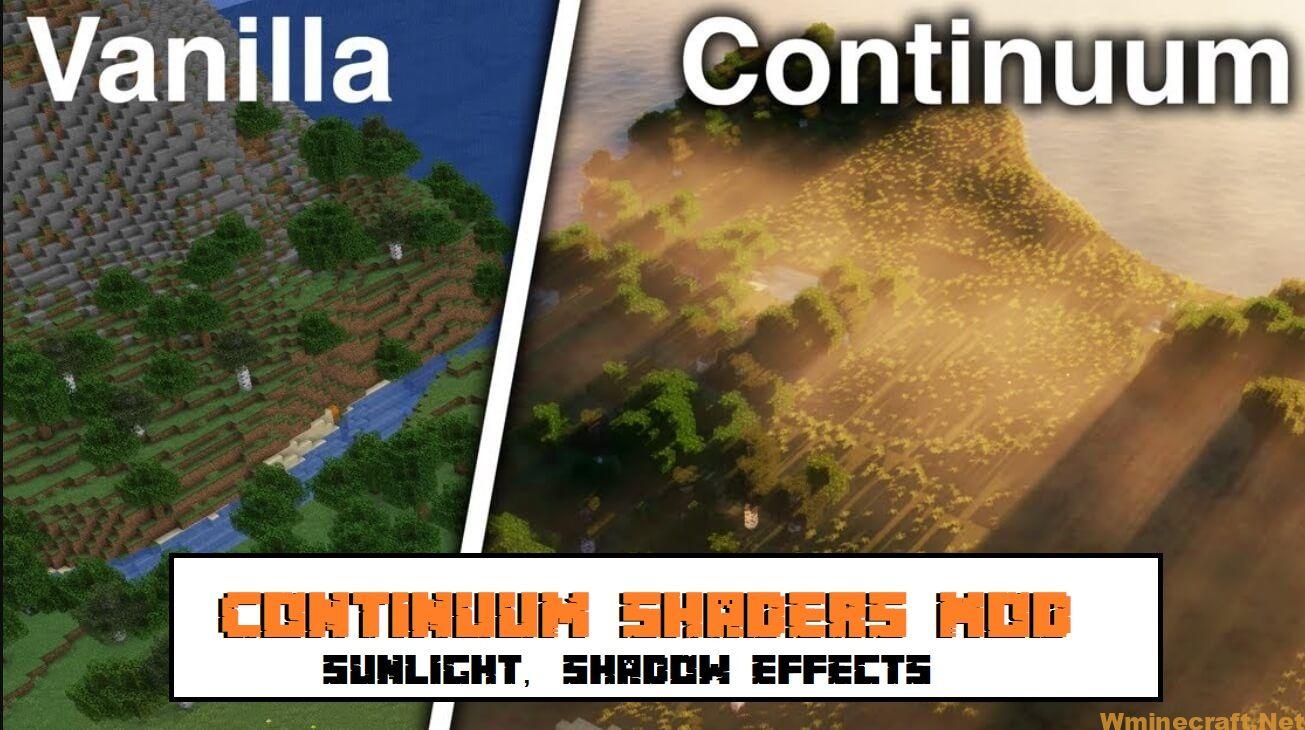 Continuum Shaders Mod