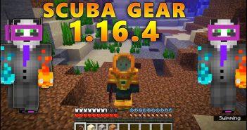scuba gear mod 1