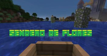 sendero de flores map 1