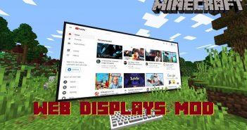 web displays mod 1