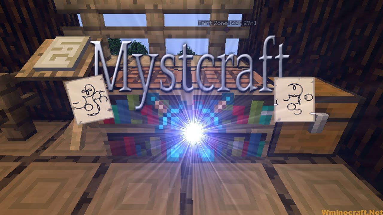 Mystcraft Mod