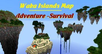 waka islands map 1