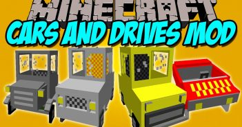 cars and drives mod 1