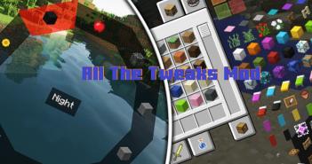 All The Tweaks Mod 1