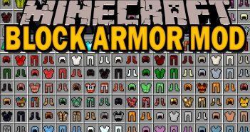 Block Armor Mod 1
