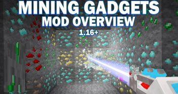 mining gadgets mod 2