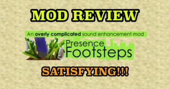 Presence Footsteps Mod 1