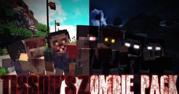 Tissous Zombie Pack Resource Packs 1