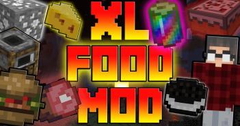 XL Food Mod 1