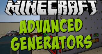 Advanced Generators Mod 1