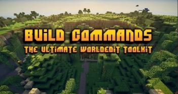 Build Commands Mod