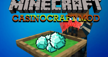 CasinoCraft Mod 1