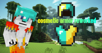 Cosmetic Armor Reworked Mod 1