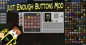 Just Enough Buttons Mod 1