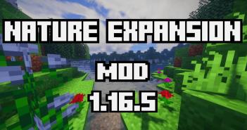Nature Expansion Mod 1